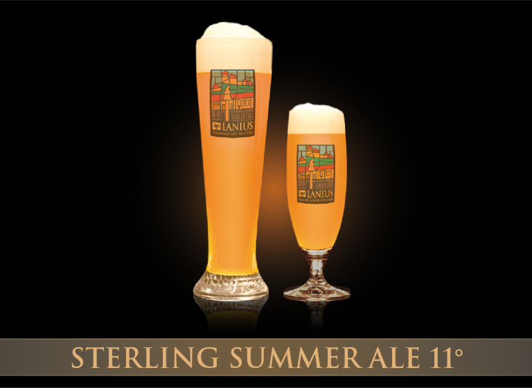 Sterling Summer Ale 11°